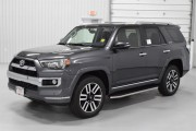 2018 Toyota 4Runner Limited 4WD 2